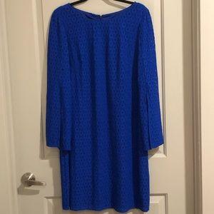 Jessica Howard Blue Dress Size 14 NWT